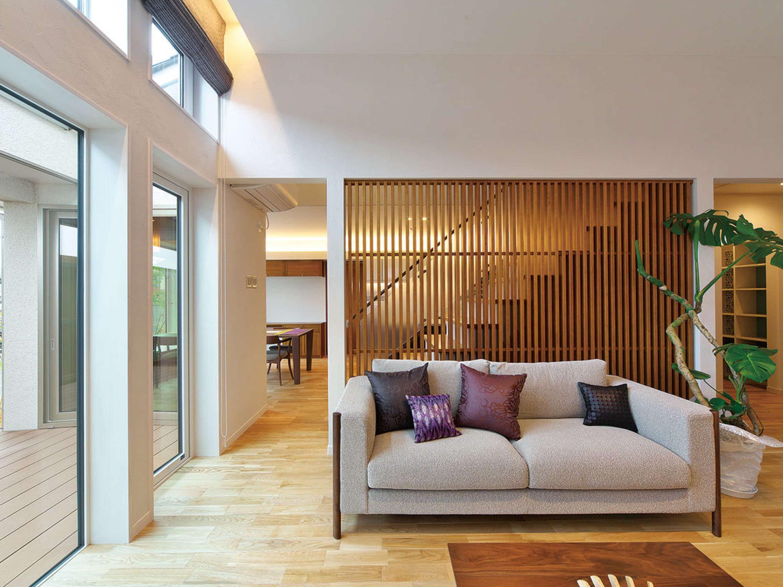 七ツ森の木の家